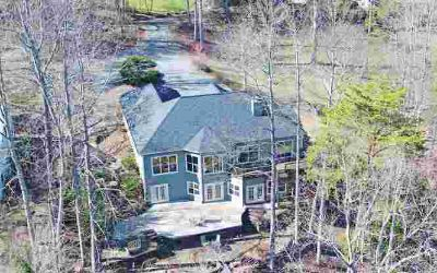 4819 Itsey Trail Hiawassee Four BR, Custom home with deeded