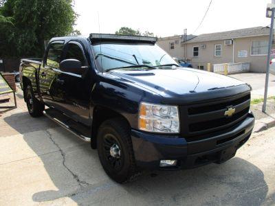 2011 Chevrolet Silverado 1500 Work Truck (Blue)