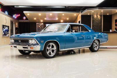 1966 Chevrolet Chevelle 138 SS