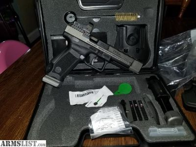 For Trade: Canik Tp9sfx