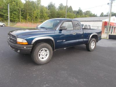 2002 Dodge Dakota Base (Blue)