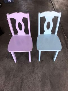 Free Wooden Kids Chairs