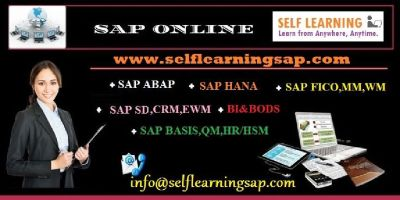 OFFER OF THE DAY  : LEARN SAP MODULES @ 99 $ ONLY !