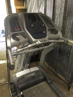 Bow flex 7 series treadmill