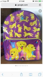 Looking for a Lisa Frank bookbag