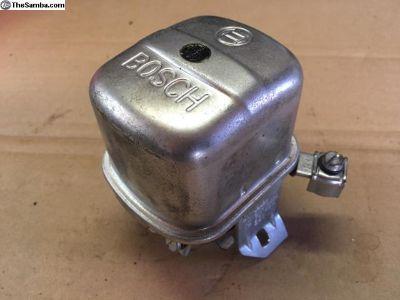 NOS Bosch 6V voltage regulator
