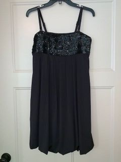 Beautiful Dress with Sequins - like new