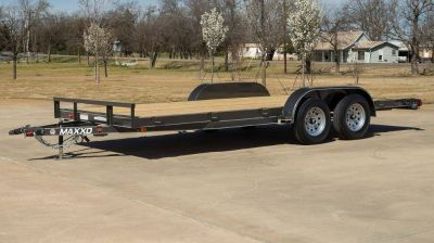 "2018 MAXXD TRAILERS 18' X 83"" CARHAULER Equipment Trailer Trailers Elk Grove, CA"