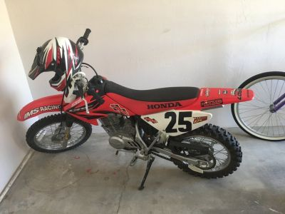 Honda CRF-80 for sale(child s dirt bike)