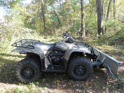 2008 Yamaha Big Bear 400 IRS 4X4 Utility ATVs Howell, MI