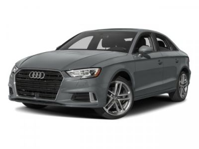 2018 Audi A3 SEDAN Premium (Cosmos Blue Metallic)