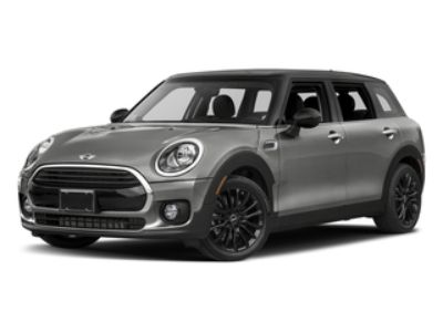 2018 MINI Clubman Cooper (Moonwalk Gray Metallic)
