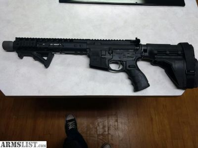 For Sale: PSA AR-15 Pistol