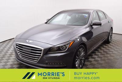 2016 Hyundai Genesis 3.8L (Empire State Gray)
