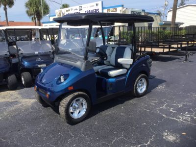 2017 Columbia ParCar P5 Mainstreet Street Legal LSV Golf Golf Carts Fort Pierce, FL
