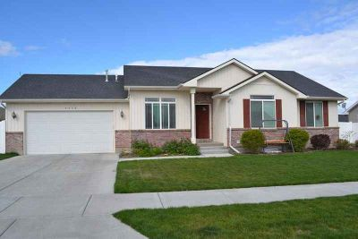 5526 S Thunder Drive Idaho Falls Five BR, this gorgeous home is