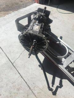 Z06 ZR-1 Transmission