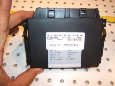 Find Mercedes W202/W210 SIEMENS Auto transmission Controller 1 Computer, A0265458432 motorcycle in Rocklin, California, United States, for US $445.00