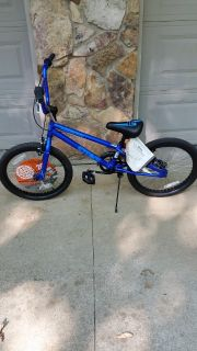 "Boy's 20"" Mongoose bicycle"
