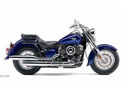 2008 Yamaha V Star 650 Classic Cruiser Motorcycles Sacramento, CA