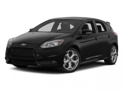 2013 Ford Focus ST (Oxford White)