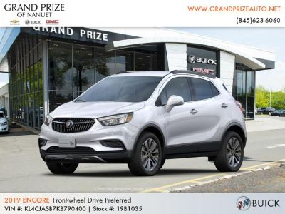 2019 Buick Encore Base (summit white)