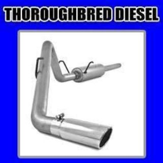 Buy MBRP Gas Exhaust 04-05 Dodge Ram 1500 4.7 CC-SB Cat Back Single Side S5100Al motorcycle in Winchester, Kentucky, US, for US $283.87