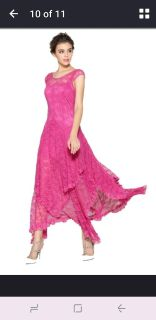 Beautiful Lacey Dress in 4 color