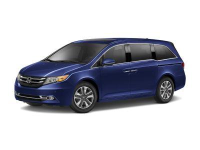 2015 Honda Odyssey Touring (Alabaster Silver Metallic)