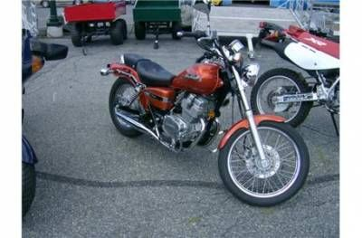 2005 Honda CMX250 Rebel (Ellsworth location)
