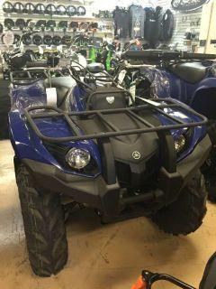 2014 Yamaha Grizzly 450 Auto. 4x4 ATV Utility ATVs Zulu, IN