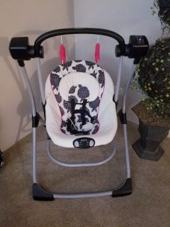 graco azalea swing/rocker