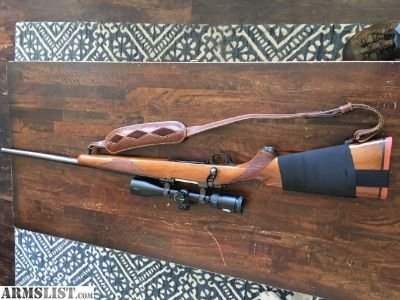For Sale: Ruger M77 22-250