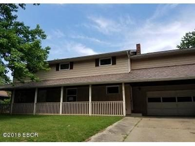 5 Bed 4 Bath Foreclosure Property in Carbondale, IL 62901 - N Lark Ln