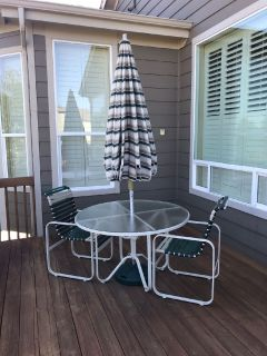 Free Outdoor Patio Set