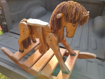 Rocking Horse Project