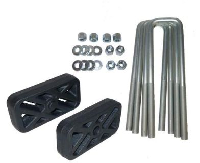 "Buy Traxda 405036 Block Kit 1"" Block Incl. U-Bolts motorcycle in Naples, Florida, US, for US $161.72"