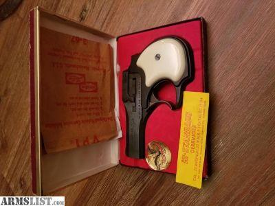 For Sale/Trade: Hi-Standard Derringer .22wmr