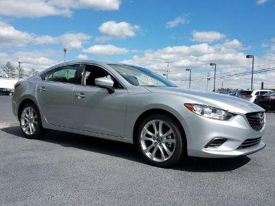 2017 Mazda Mazda6 TOURING AUTO (SILVER)