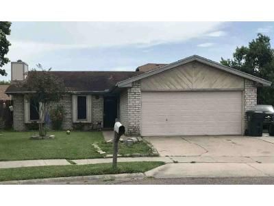 3 Bed 2 Bath Foreclosure Property in Corpus Christi, TX 78415 - Crest Veil Dr