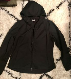 Champion zip-up jacket in like new condition
