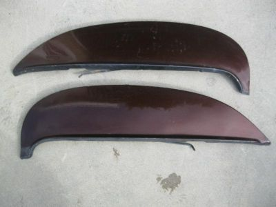 Sell 1963 chevy fender skirts motorcycle in Torrance, California, US, for US $80.00