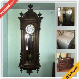 Croton-on-Hudson Moving Online Auction..