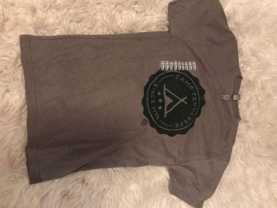 New! Project 615 camp TENNESSEE tee size xs