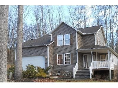 4 Bed 3 Bath Foreclosure Property in Shady Spring, WV 25918 - Twin Oaks Dr