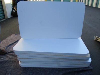 Lot of (18) Restaurant Tables RTR#6121811-08