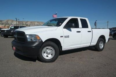 2018 Ram 1500 Tradesman 4x2 Quad Cab 6'4 Box