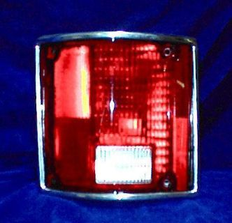 Sell L TAIL LAMP Light 73-91 CHEVROLET PICKUP Blazer CHROME motorcycle in Saint Paul, Minnesota, US, for US $21.00