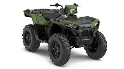 2018 Polaris Sportsman 850 Utility ATVs Adams, MA
