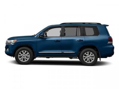 2018 Toyota Land Cruiser 4DR SUV 4WD (Blue Onyx Pearl)